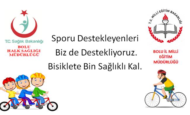 Sağlık İçin Bisiklet dağıtılacak