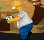 Simpson Basket Atışı Oyunu