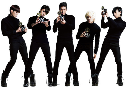 Super Junior A-CHA Photoshoot G6Qo0O