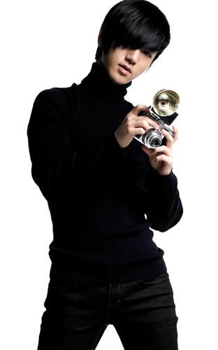 Super Junior A-CHA Photoshoot G6QoQ0