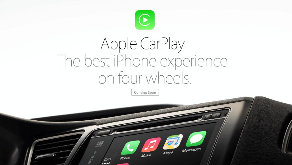 apple carplay uygulaması