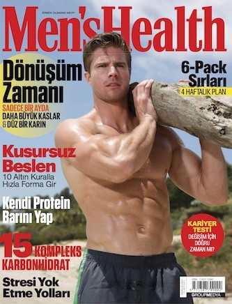Men's Health Ekim 2018