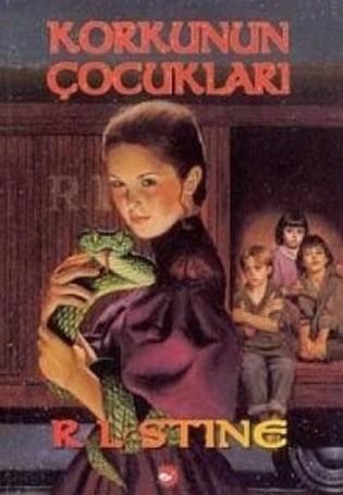 R. L. Stine Korkunun Çocukları Pdf E-kitap indir