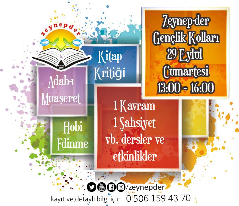 1536176718001 Gençlik Dersleri