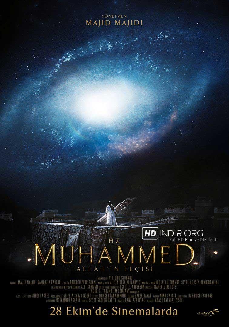 Hz. Muhammed: Allah'ın Elçisi (2017) Türkçe Dublaj 1080p Full HD Tek