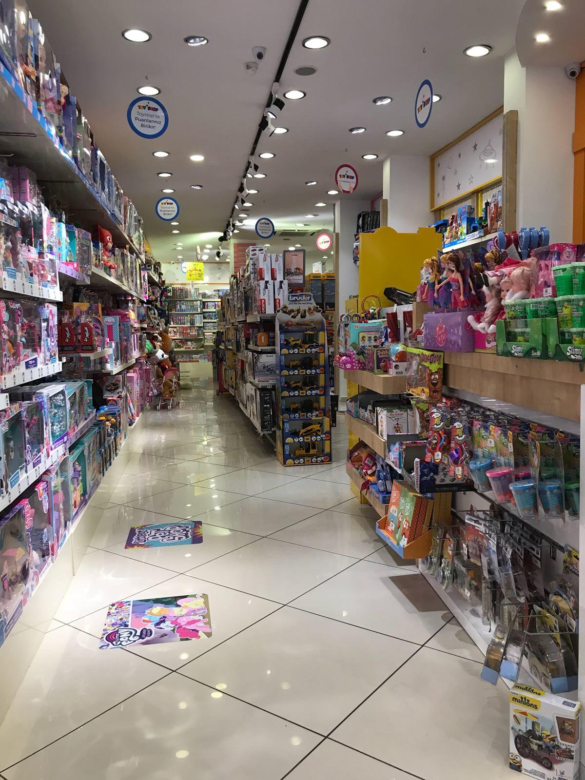 İzmir'de Oyuncak Toystop'tan Alınır !