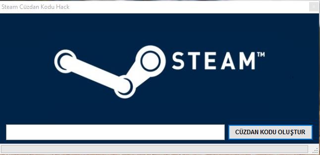 Steam Ücretsiz Cüzdan Kodu Programı 2016