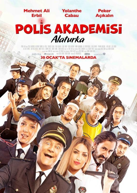 Polis Akademisi Alaturka (2015) - m720p WEBDL x264 - sansürsüz logosuz yerli film indir