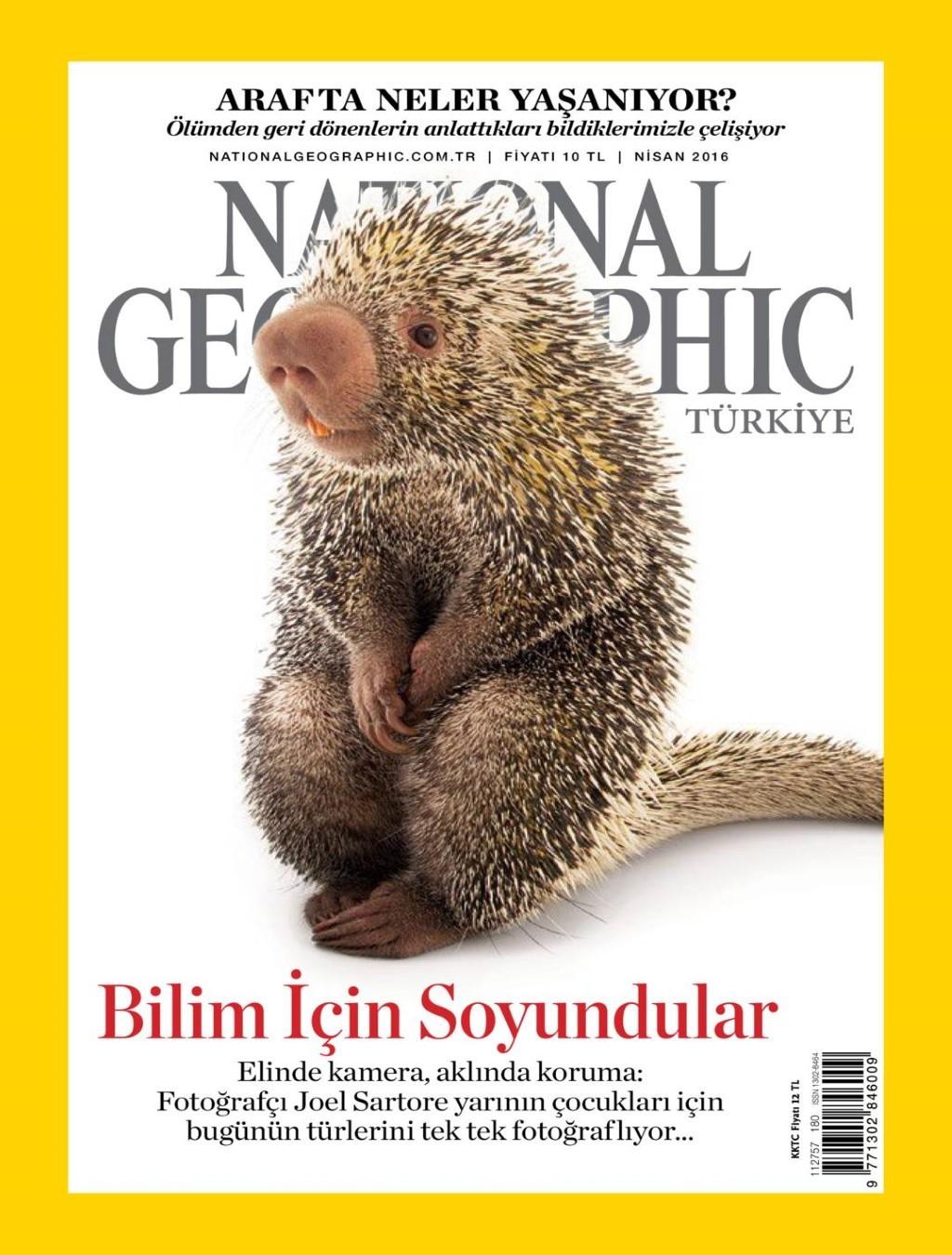 National Geographic Nisan E-dergi indir Sandalca.com