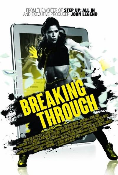 Sanal Şöhret - Breaking Through 2015 ( BRRip x264 ) Türkçe Dublaj Tek Link İndir