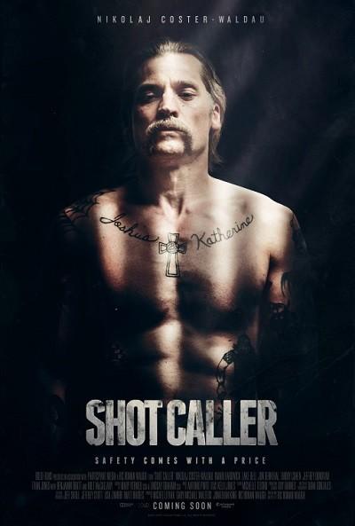 Cellat – Shot Caller 2017 (BRRip – m1080p) Türkçe Dublaj indir