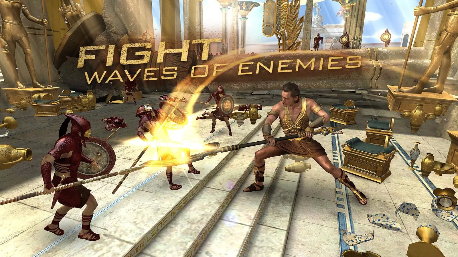 Gods Of Egypt Game Android Oyun