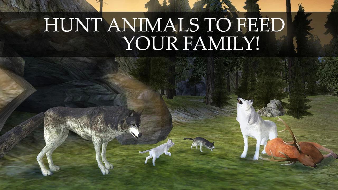 Wild Wolf Quest Online Apk İndir