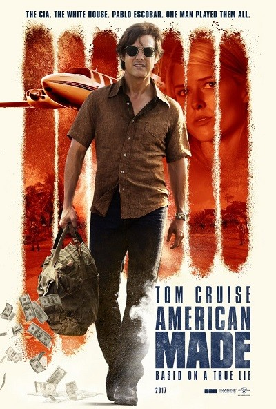 Barry Seal: Kaçakçı – American Made 2017 (BRRip – m1080p) Türkçe Dublaj indir