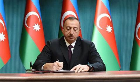 Azərbaycan Respublikasının Prezidenti İlham Əliyevin təhsillə bağlı sərəncamı