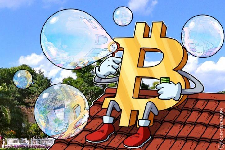 Jim Rogers, Bitcoin Bubble Kokuyor