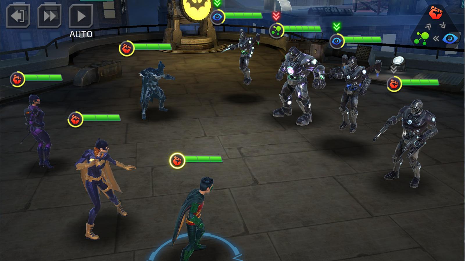 DC Legends: Battle for Justice Apk Mod