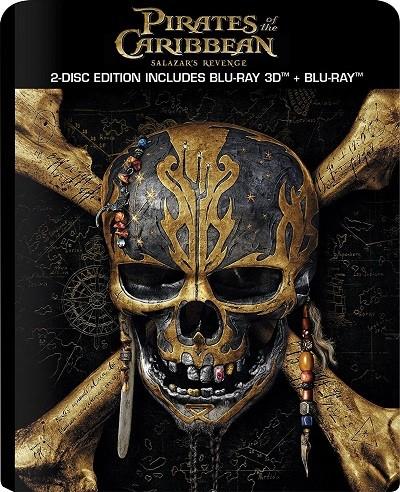 Karayip Korsanları: Salazar'ın İntikamı 2017 (BluRay 720p – 1080p) DuaL TR-ENG indir