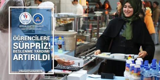 Yemekler piyasa fiyatlarının %35 altında