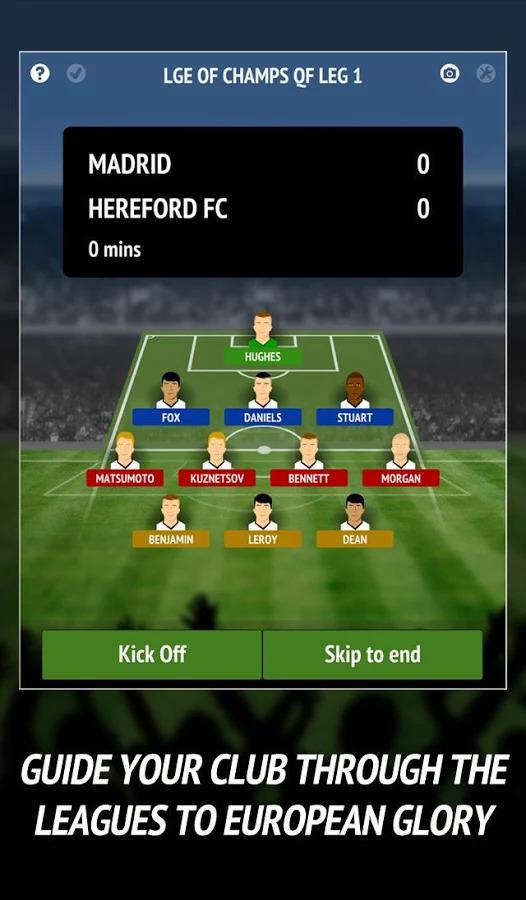 Football Chairman Pro Android Oyun