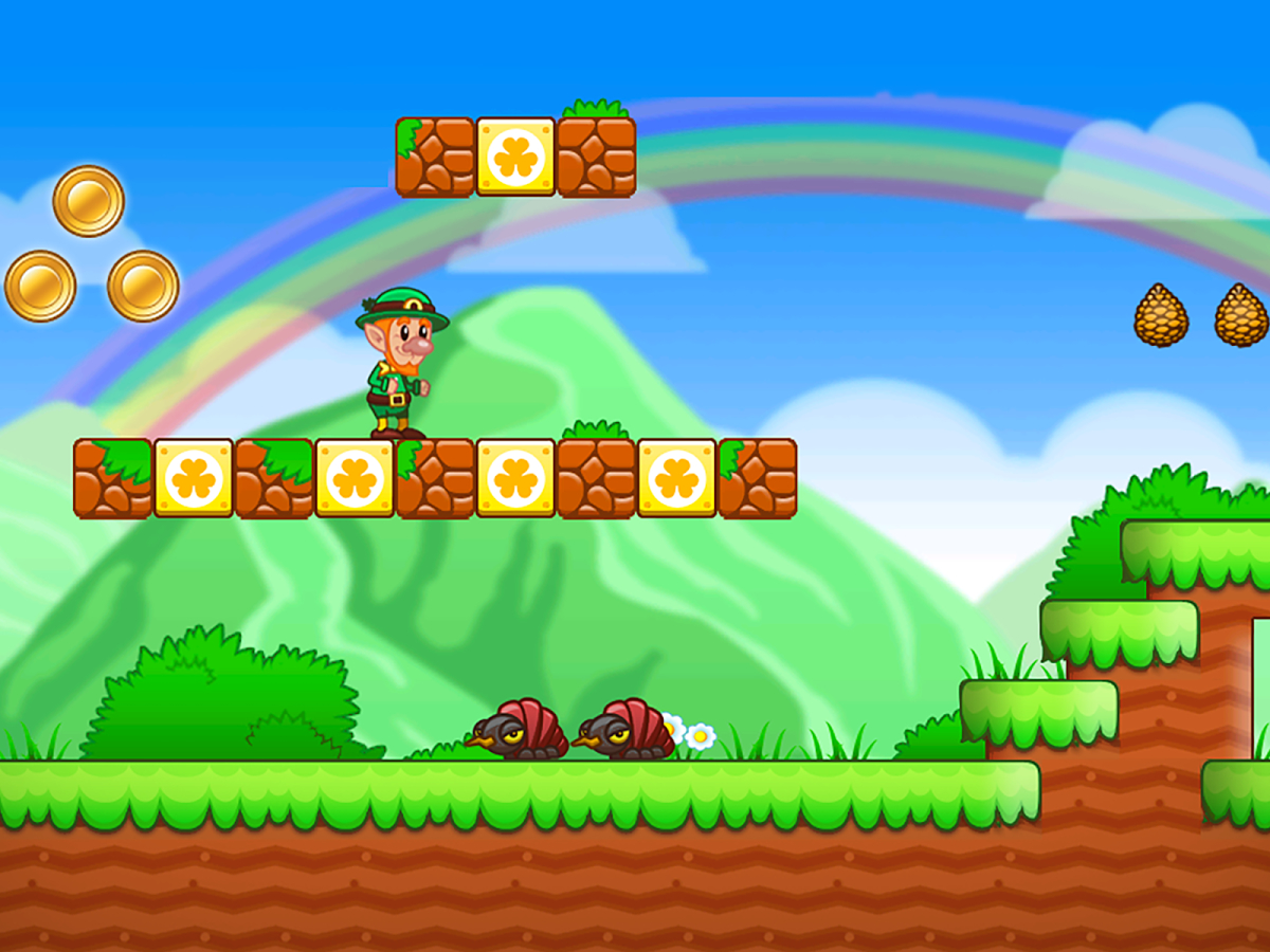 Leps World 🍀 Android Oyun