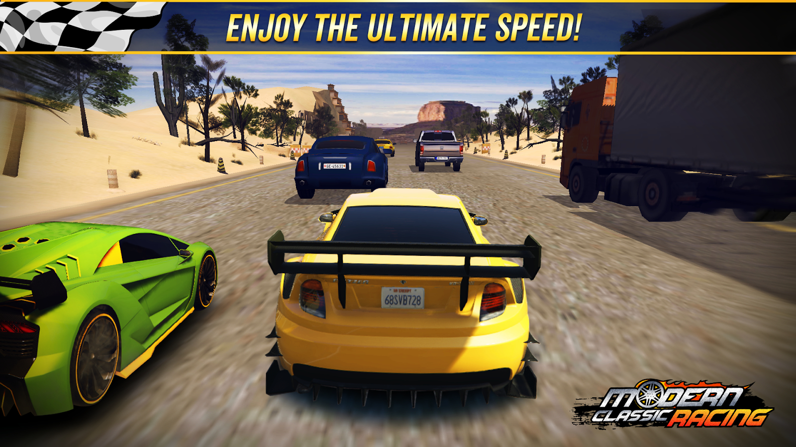 Speed Traffic Drifting Free Apk İndir