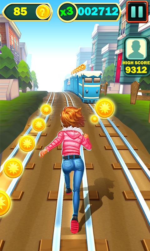 Subway Rush Runner Android