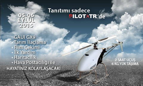 GAUI GX9 PilotTR F