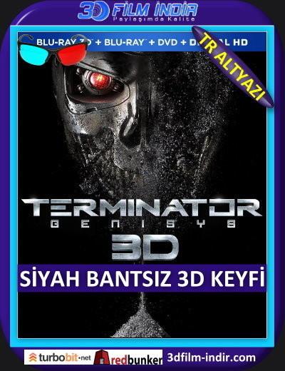 Terminator Genisys 3d – Terminator: Yaradılış 3d 2015 ( ANAMORPHIC Siyah Bantsız BluRay m1080p 3d) Türkçe Altyazılı 3 boyutlu film indir