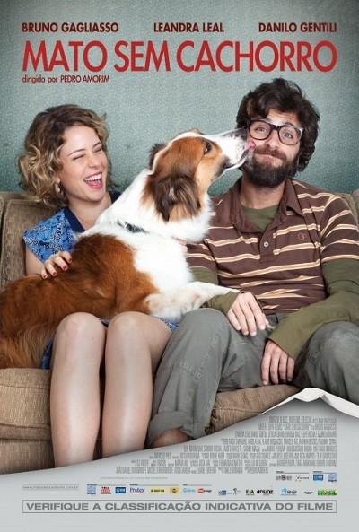 Bir Sen , Bir Ben Bir De Köpek -  Mato Sem Cachorro 2013 WEB-DL XviD  Türkçe Dublaj İndir