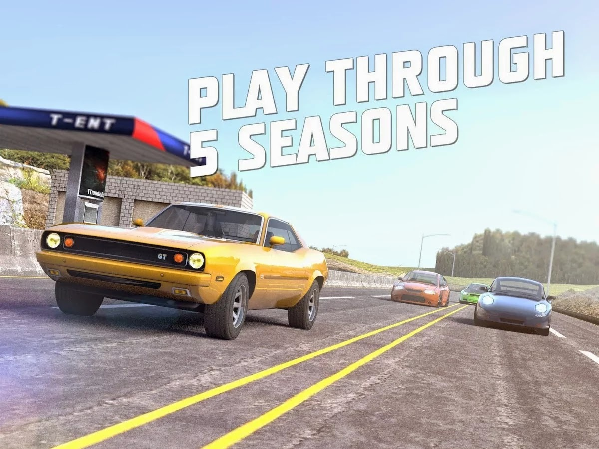 Need for Racing: New Speed Car Apk Mod