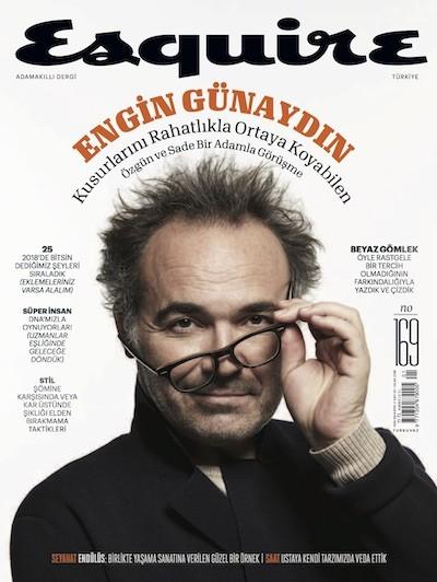 Esquire Ocak 2018