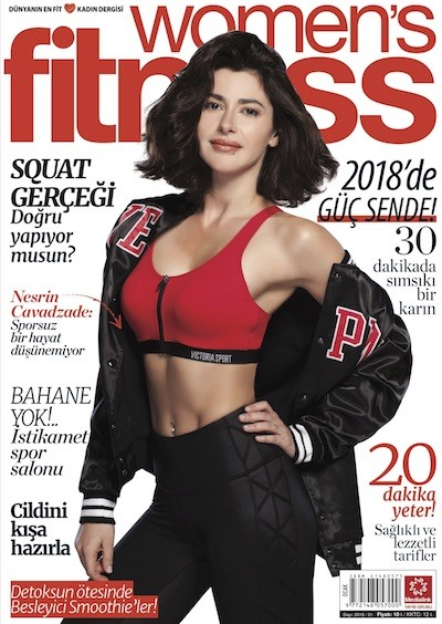 Women's Fitness Ocak 2018