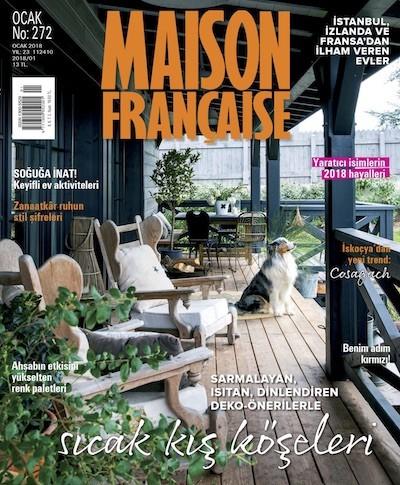 Maison Française Ocak 2018