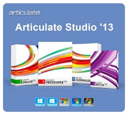 Articulate Studio '13 Pro Full 4.9.0.0 indir