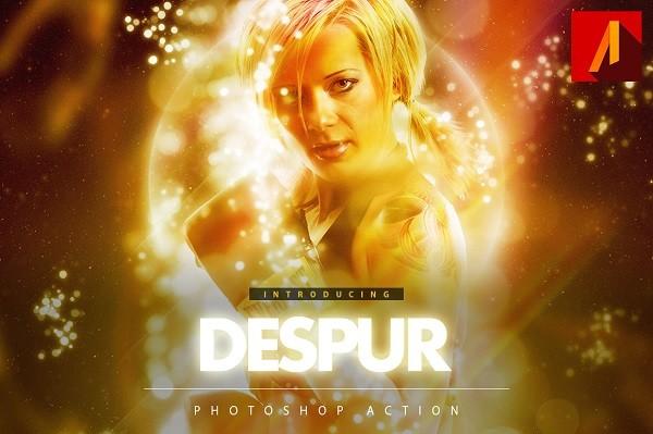 Despur Photoshop Action