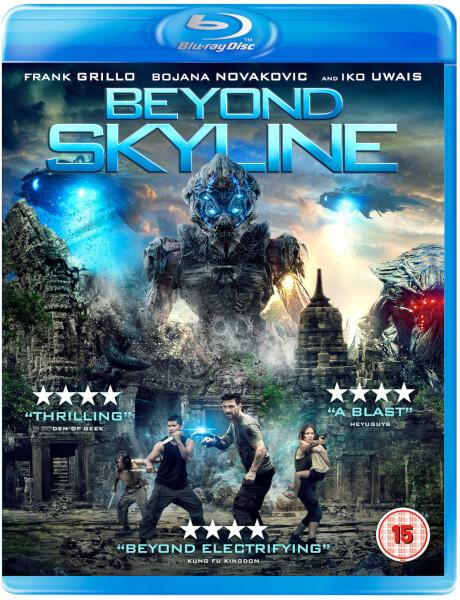 Gökyüzünün Ötesinde - Beyond Skyline 2017 ( TR Dublaj ) 1080p DUAL BluRay