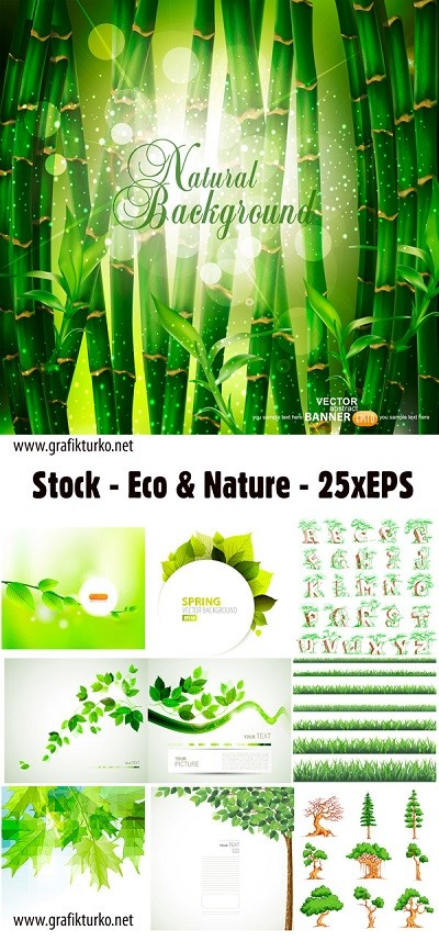 Ecology-Nature Vector