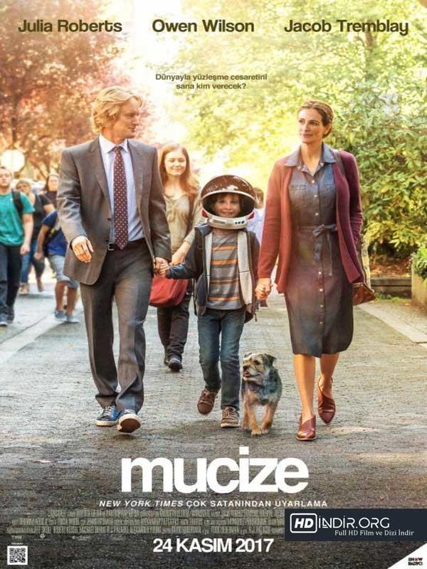 Mucize - Wonder İndir (2017) Türkçe Dublaj Full HD