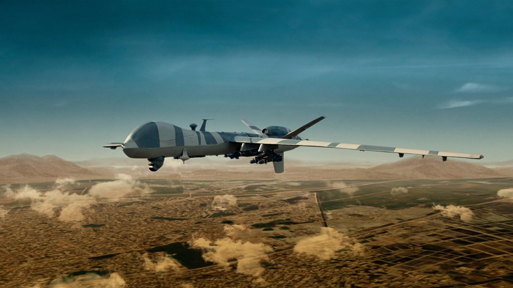 Drone Türkçe Dublaj indir Ekran Görüntüsü 2