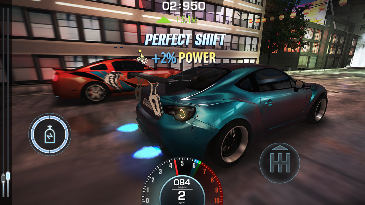 Drag Battle racing Android Oyun