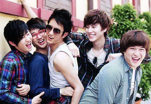 Super Junior Eski Fotoğrafları GOnzJ2