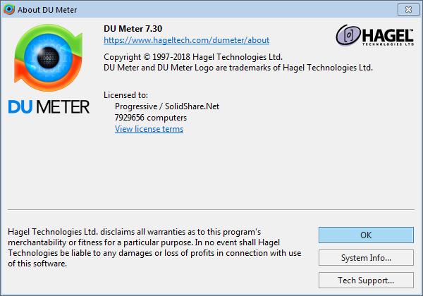 DU Meter 7.30 Build 4769 Final | Katılımsız