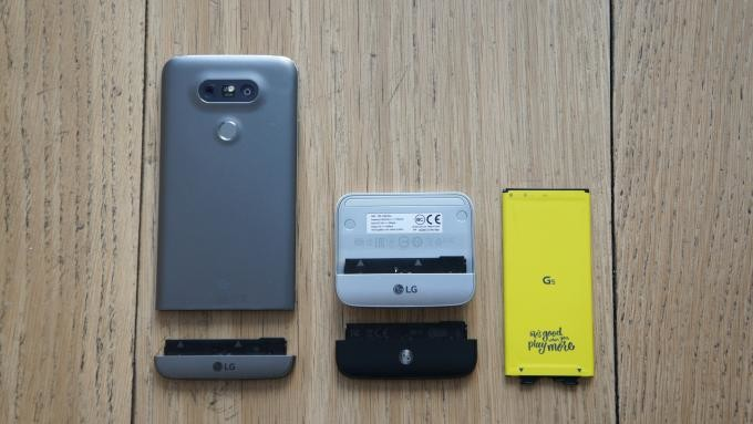 LG G5 Aksesuarları, LG Friends