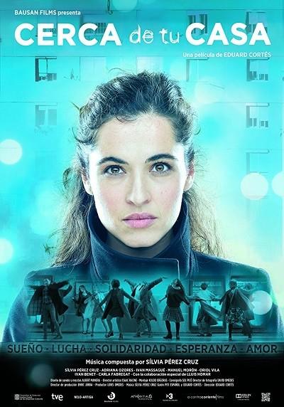 Kapının Eşiğinde - Cerca de tu casa 2016 Türkçe Dublaj DVDRip - okaann27