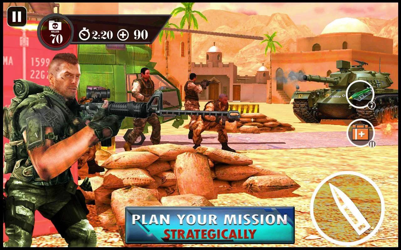 Sniper 3d Apk Oyun