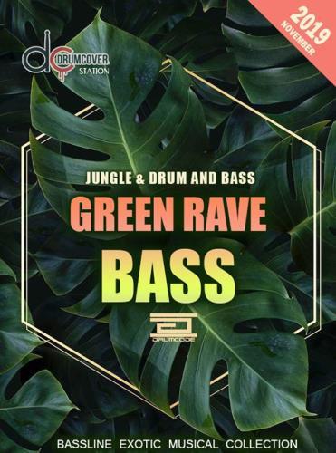 Green Rave Bass 2019 Flac Full Albüm İndir
