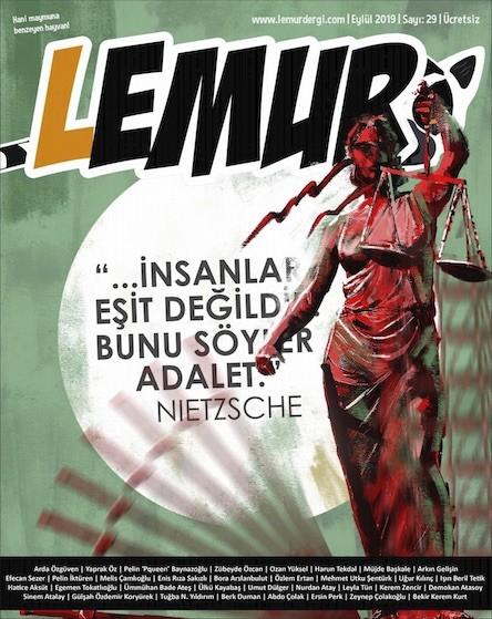 Lemur Eylül 2019