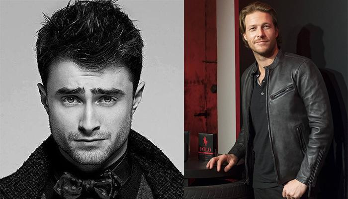 Daniel Radcliffe ve Luke Bracey - 28 yaşında