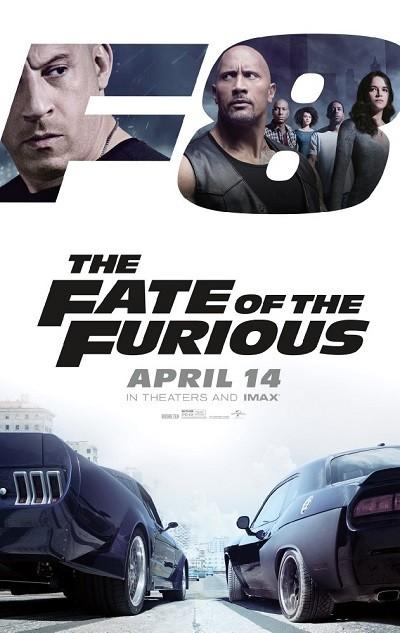 Hızlı ve Öfkeli 8 – The Fate of the Furious 2017 (BRRip XviD – m1080p) Türkçe Dublaj indir